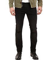 7 For All Mankind - Paxtyn w/ Clean Pocket in Indie Black