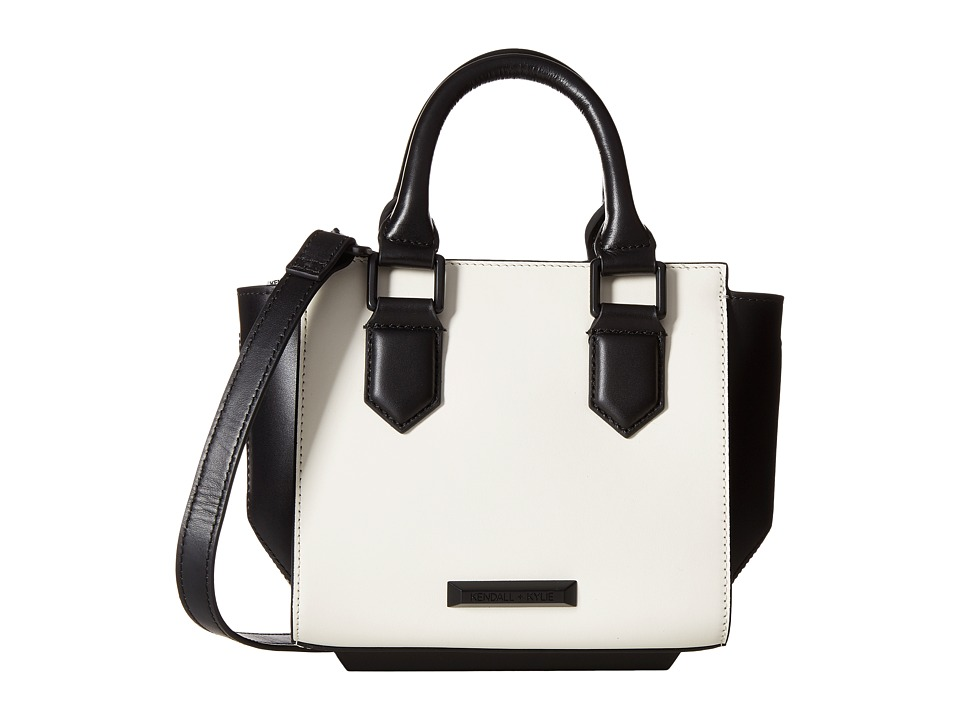 KENDALL + KYLIE - Brook Mini Tote (Ivory) Tote Handbags