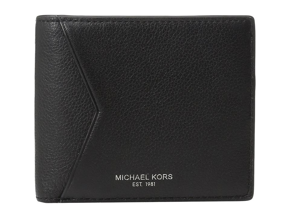 Michael Kors - Bryant Billfold (Black) Wallet Handbags