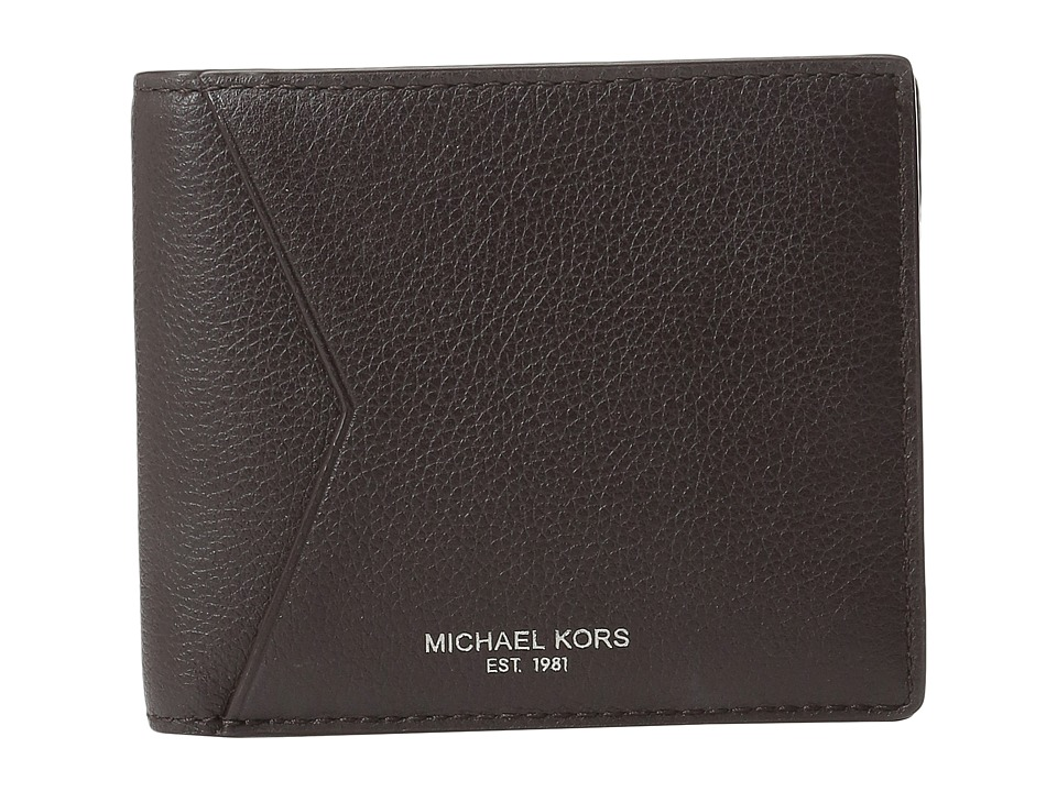 Michael Kors - Bryant Billfold (Brown) Wallet Handbags