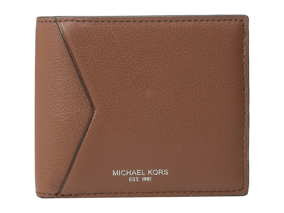 Michael Kors - Bryant Billfold (Luggage) Wallet Handbags