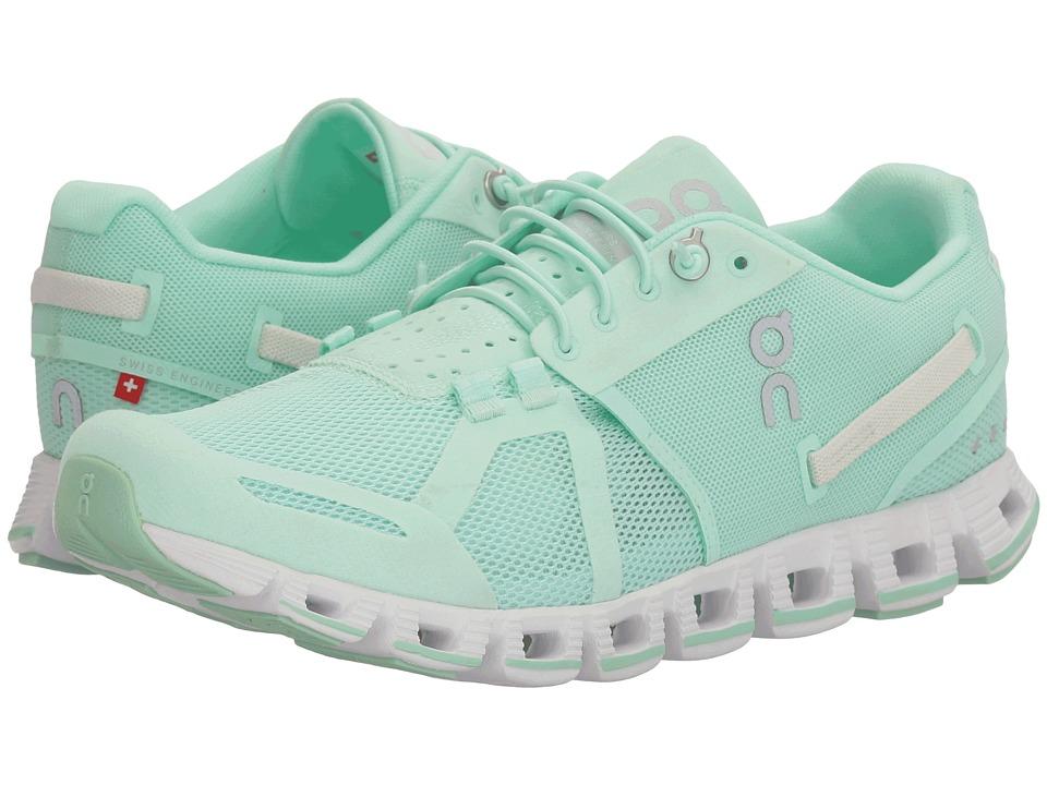 On - Cloud (Jade) Women's Running Shoes