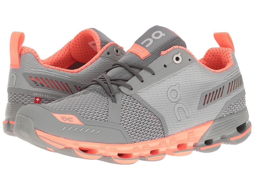 On - Cloudflyer (Slate/Flash) Womens Shoes
