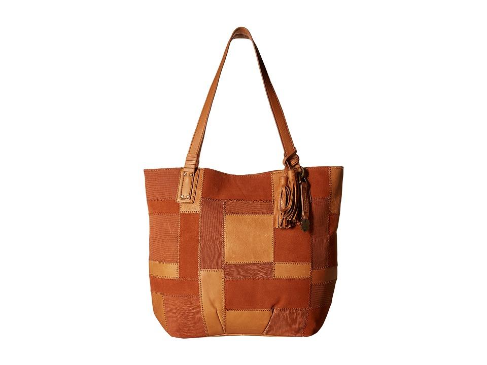 Lucky Brand - Jade Tote (Tobacco) Tote Handbags
