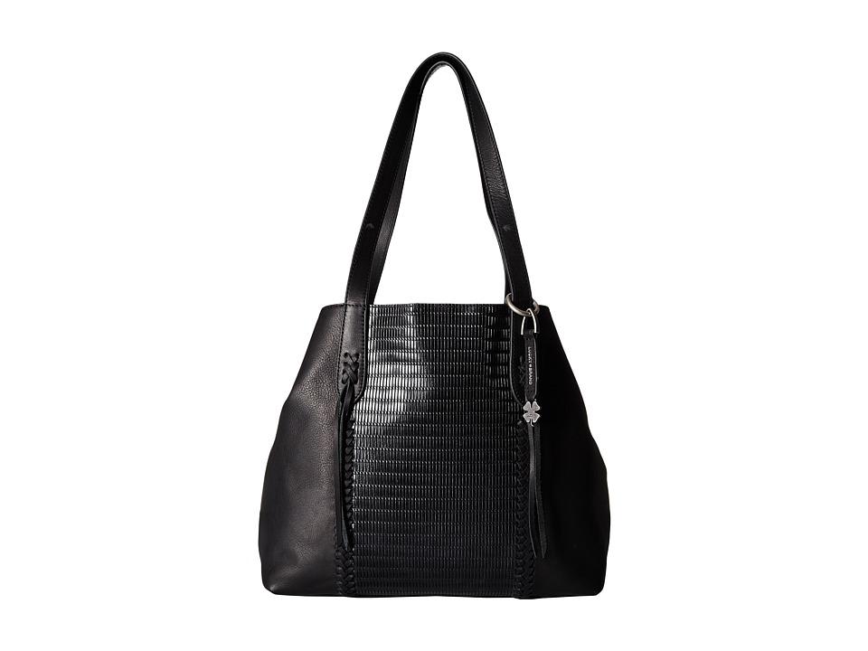Lucky Brand - Noah Tote (Black) Tote Handbags