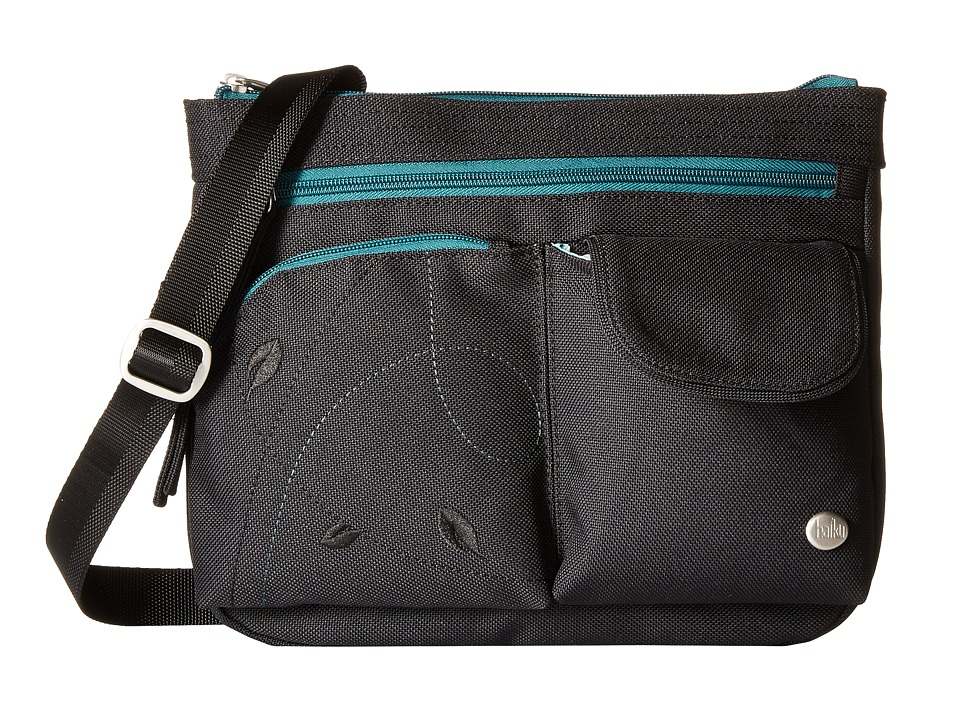 Haiku Wanderlust Black Juniper Bags