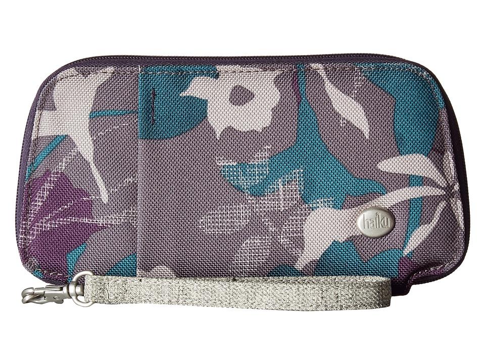 Haiku - Fortitude (Flower Fall Print) Handbags