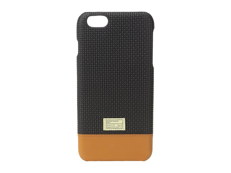 HEX - iPhone6+/6S+ Focus Case (Black Woven) Cell Phone Case