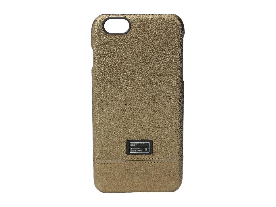 HEX - iPhone6+/6S+ Focus Case (Copper) Cell Phone Case