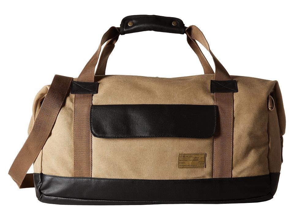 HEX - Relay Duffel (Infinity Khaki) Duffel Bags