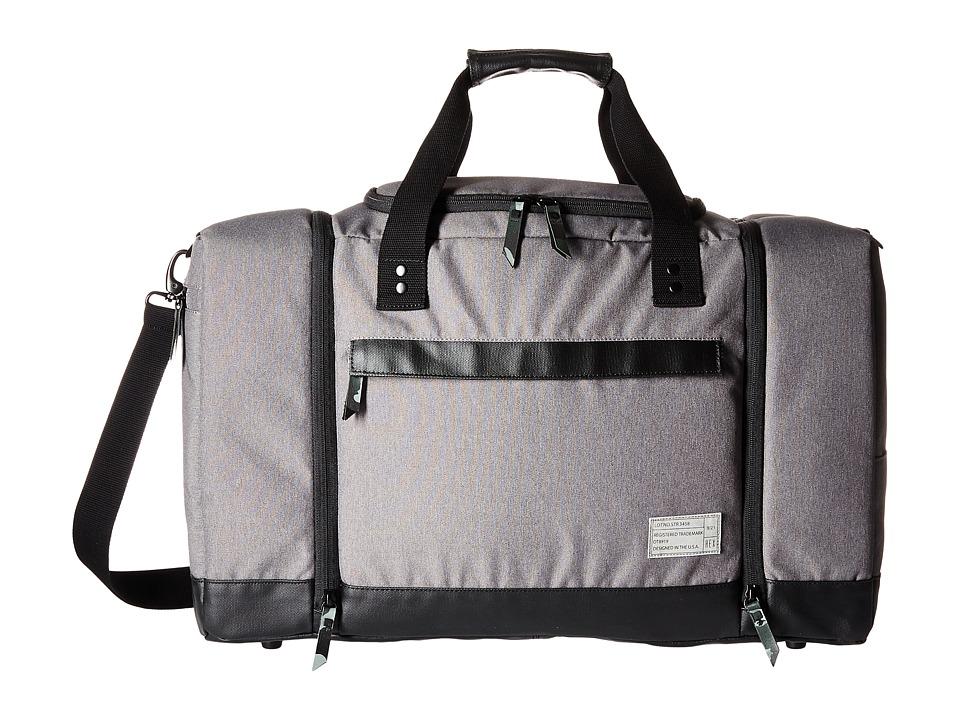 HEX - Sneaker Duffel (Sterling Slate) Duffel Bags