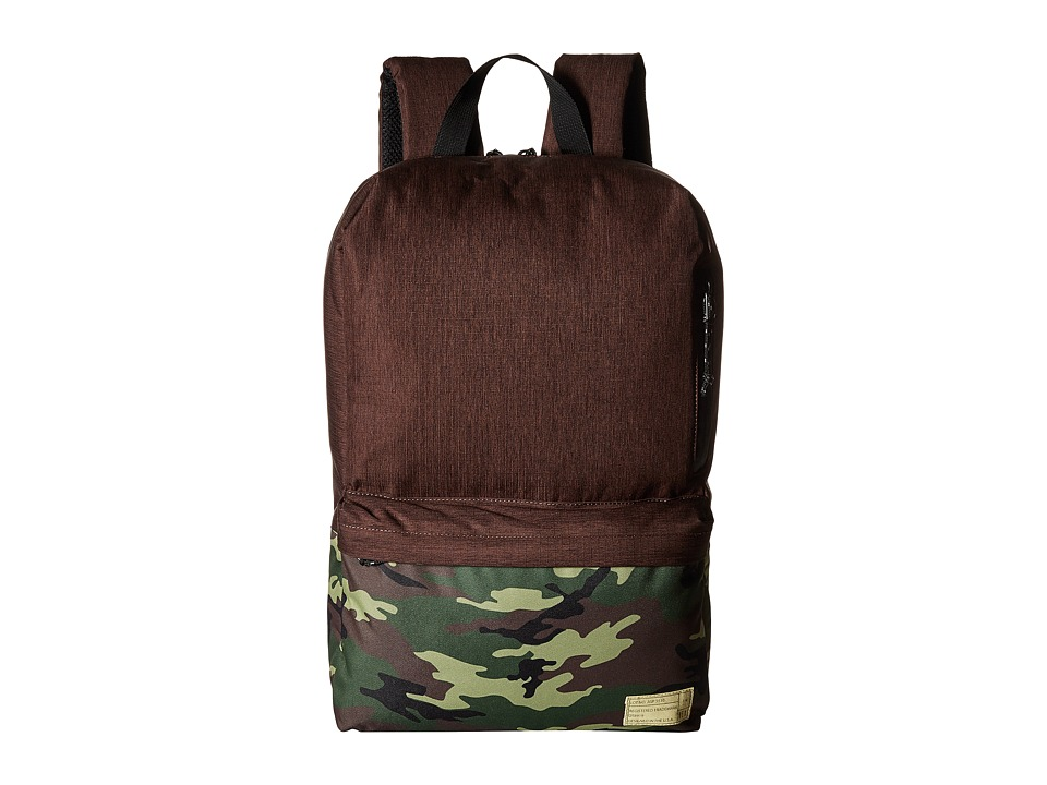 HEX - Exile Backpack (Aspect Brown/Camo) Backpack Bags