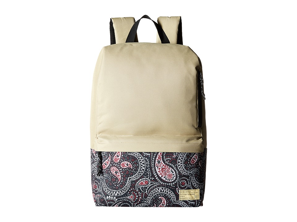 HEX - Exile Backpack (Aspect Natural/Paisley) Backpack Bags