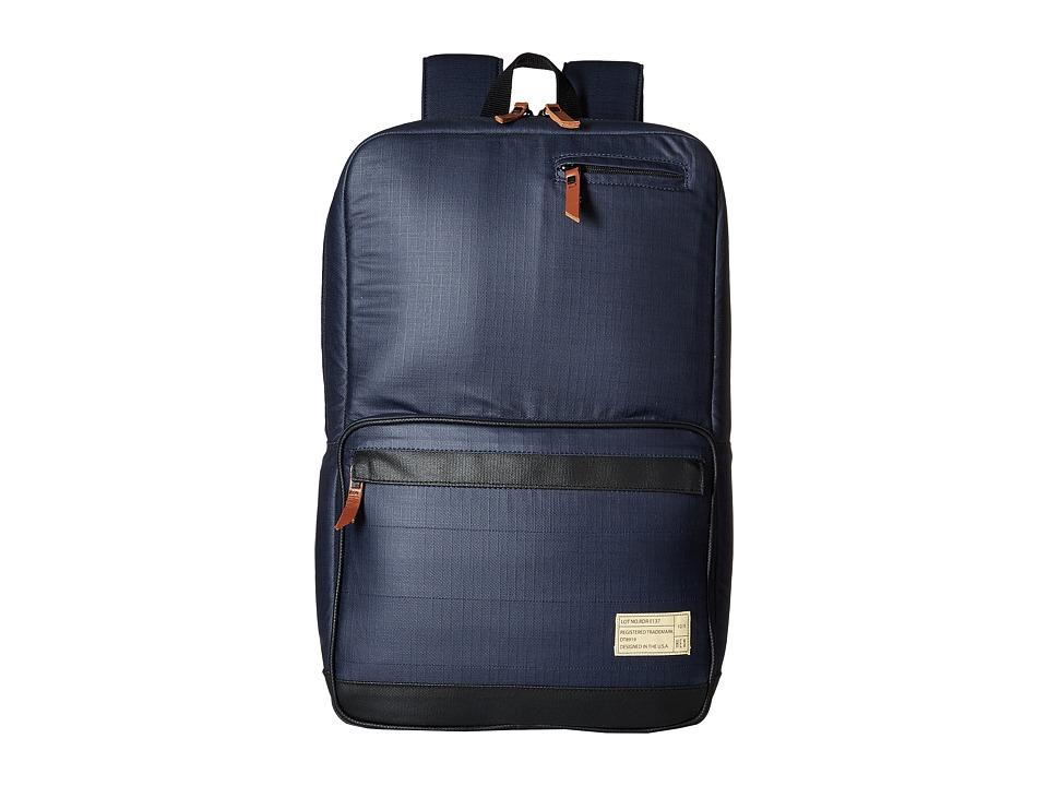 HEX - Origin Backpack (Radar Navy/Ripstop) Backpack Bags