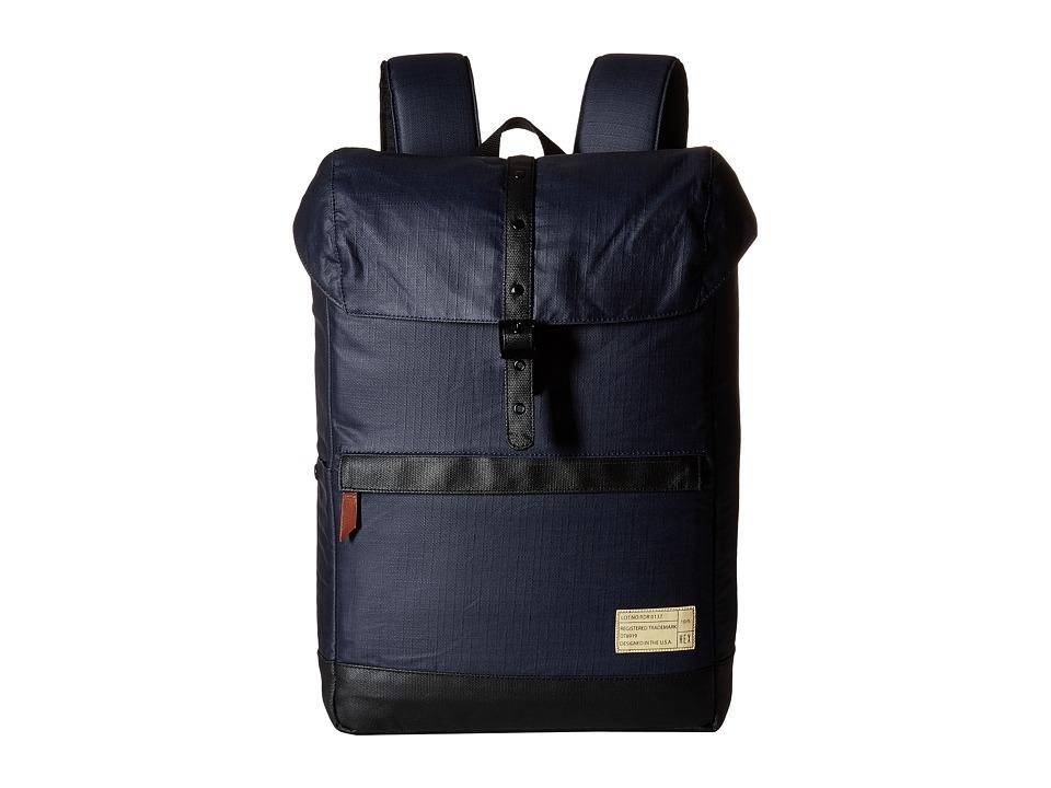 HEX - Alliance Backpack (Radar Navy/Ripstop) Backpack Bags