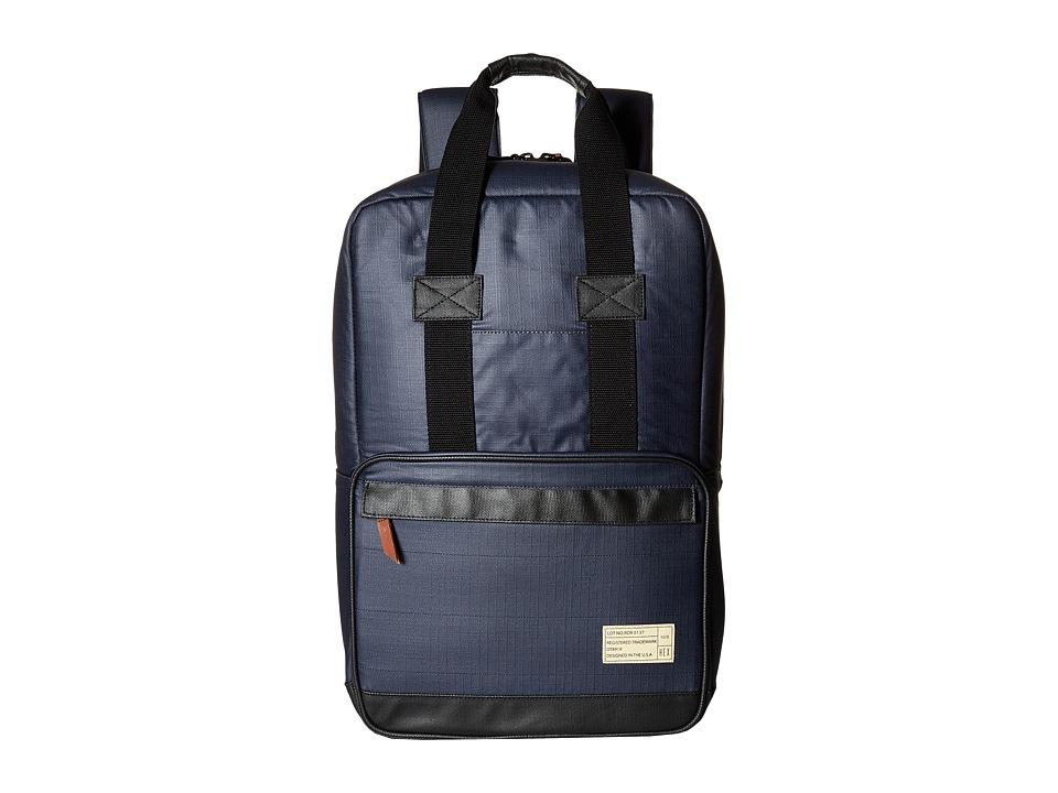 HEX - Convertible Backpack (Radar Navy/Ripstop) Backpack Bags