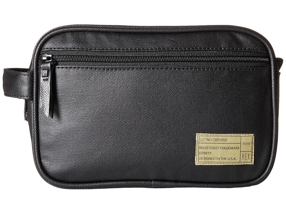 HEX - Dopp Kit (Calibre Black) Bags