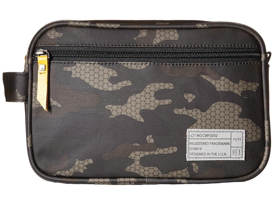 HEX - Dopp Kit (Calibre Camo) Bags