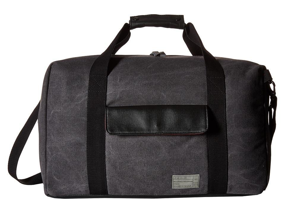 HEX - Drifter Duffel (Supply Charcoal) Duffel Bags