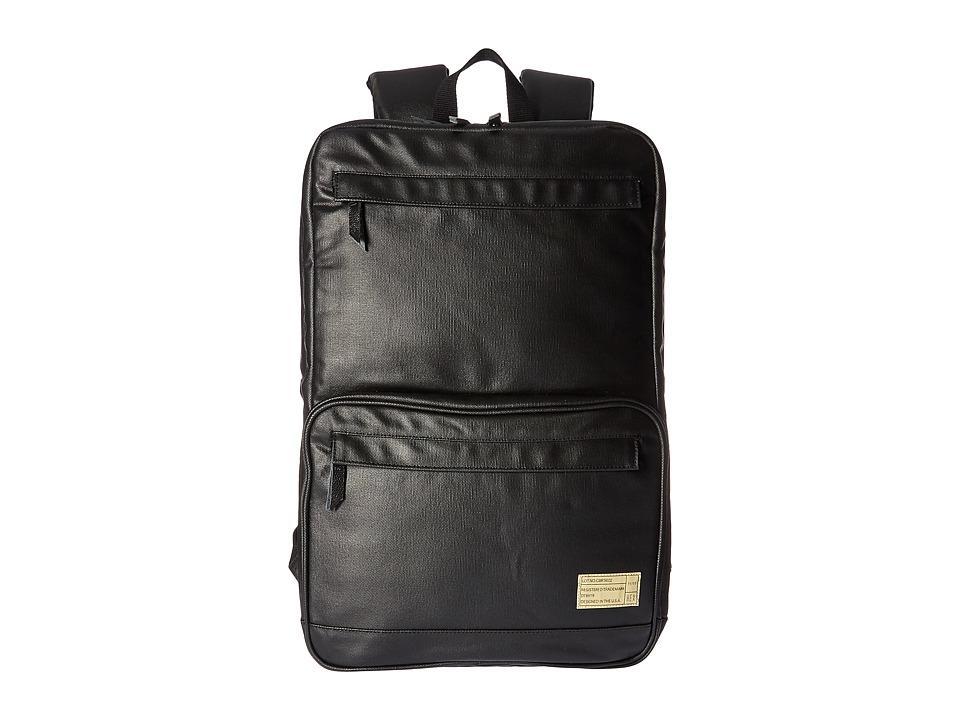 HEX - Sneaker Backpack (Calibre Black) Backpack Bags