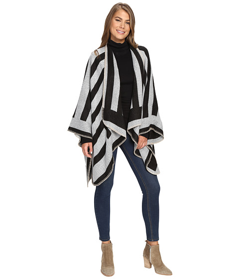 BCBGeneration Sports Stripe Ruana