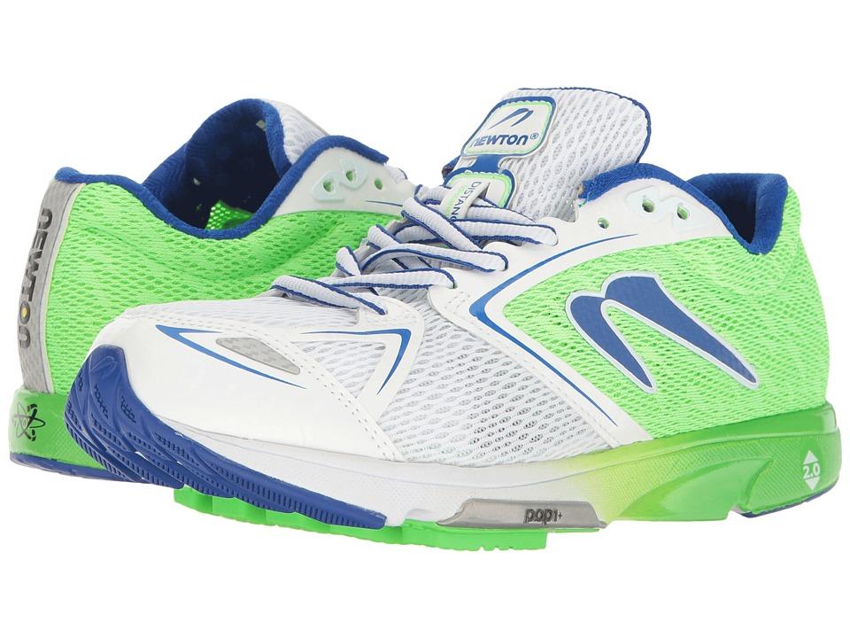 Newton Running - Distance VI (Mint/Navy) Womens Shoes