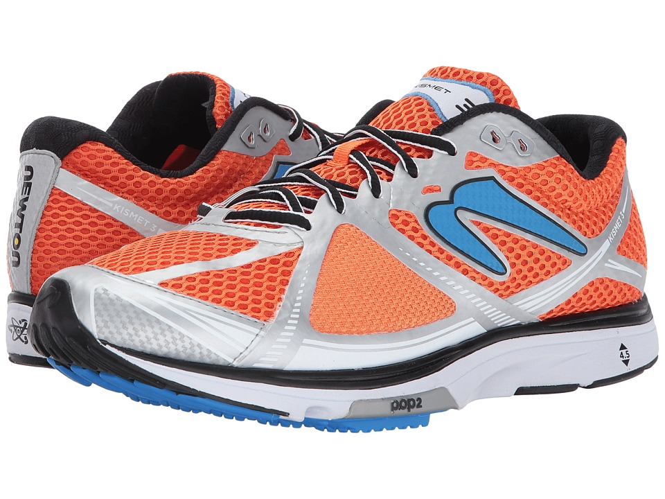 Newton Running - Kismet III (Orange/Blue) Mens Shoes
