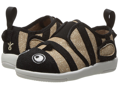 EMU Australia Kids Bumble Bee Sneaker (Toddler/Little Kid/Big Kid) - Gold