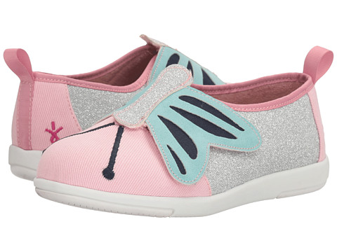 EMU Australia Kids Butterfly Sneaker (Toddler/Little Kid/Big Kid) - Pink