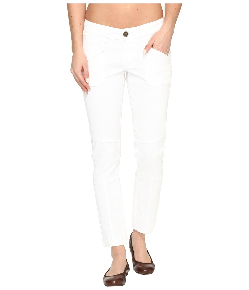 Aventura Clothing - Titus Ankle Pants (White) Womens Casual Pants