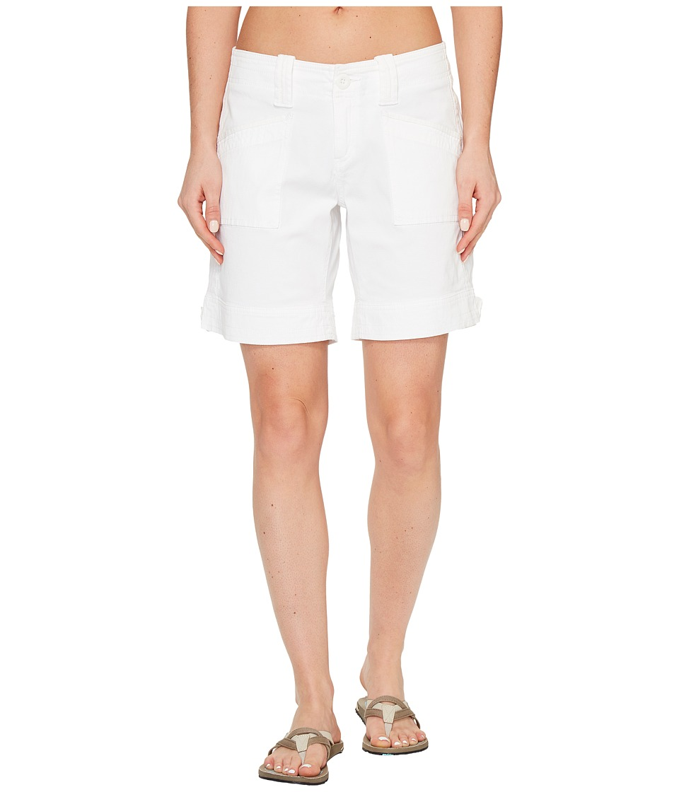 Aventura Clothing - Tara Shorts (White) Womens Shorts