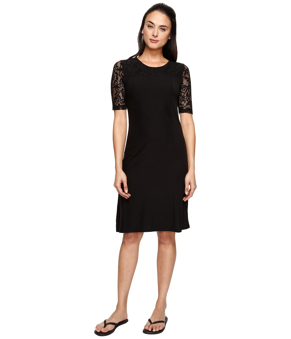Aventura Clothing Wyatt Dress (Black) Women