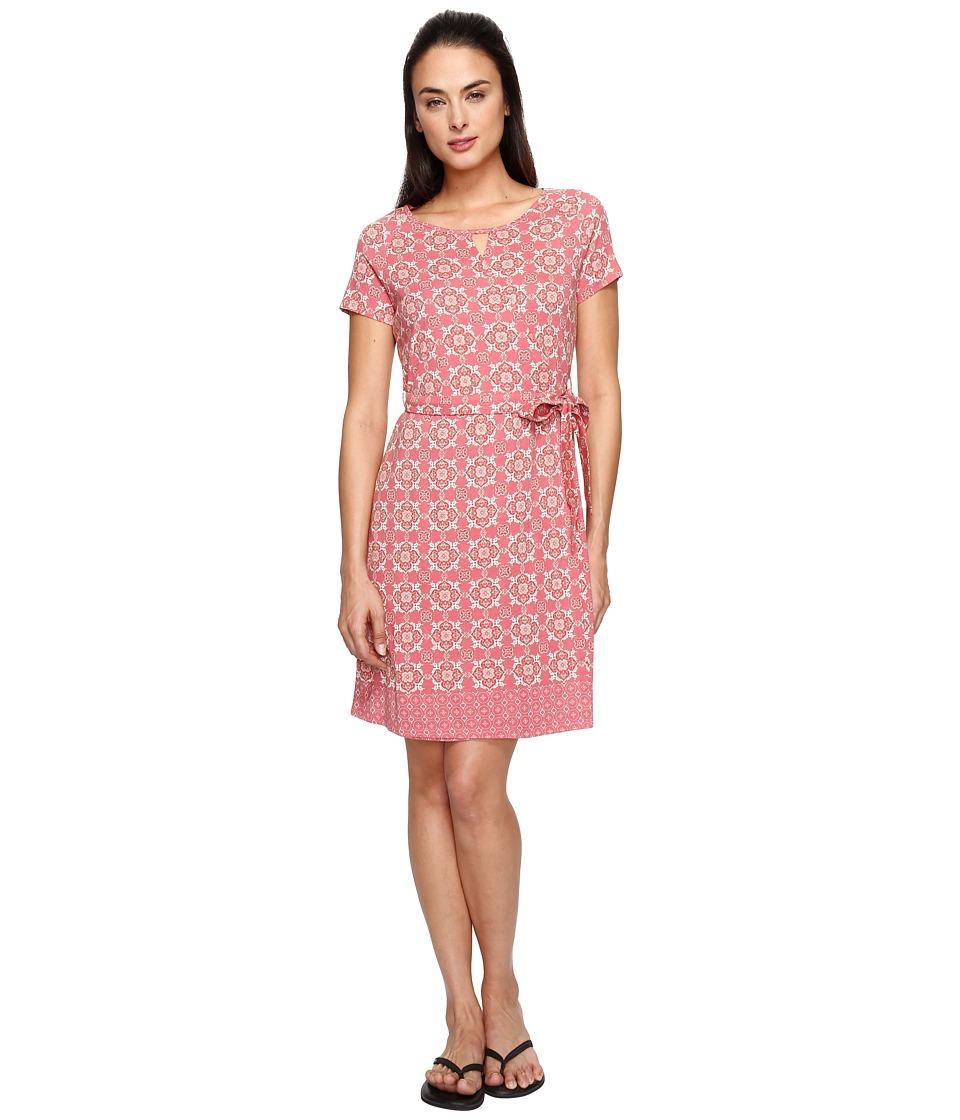 Aventura Clothing Garland Dress (Cardinal) Women
