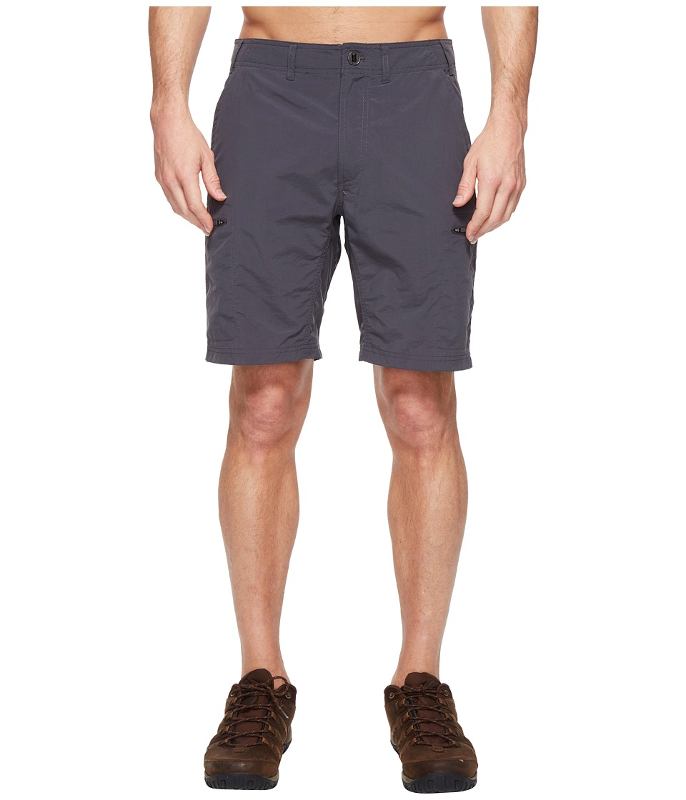 ExOfficio Sol Cool Camino 8.5 Shorts (Carbon) Men