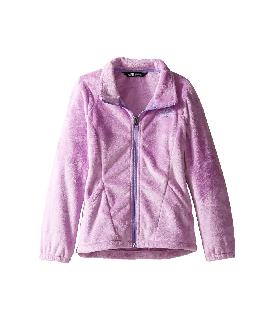 The North Face Kids Osolita 2 Jacket (Little Kids/Big Kids) (Violet Tulle (Prior Season)) Girl