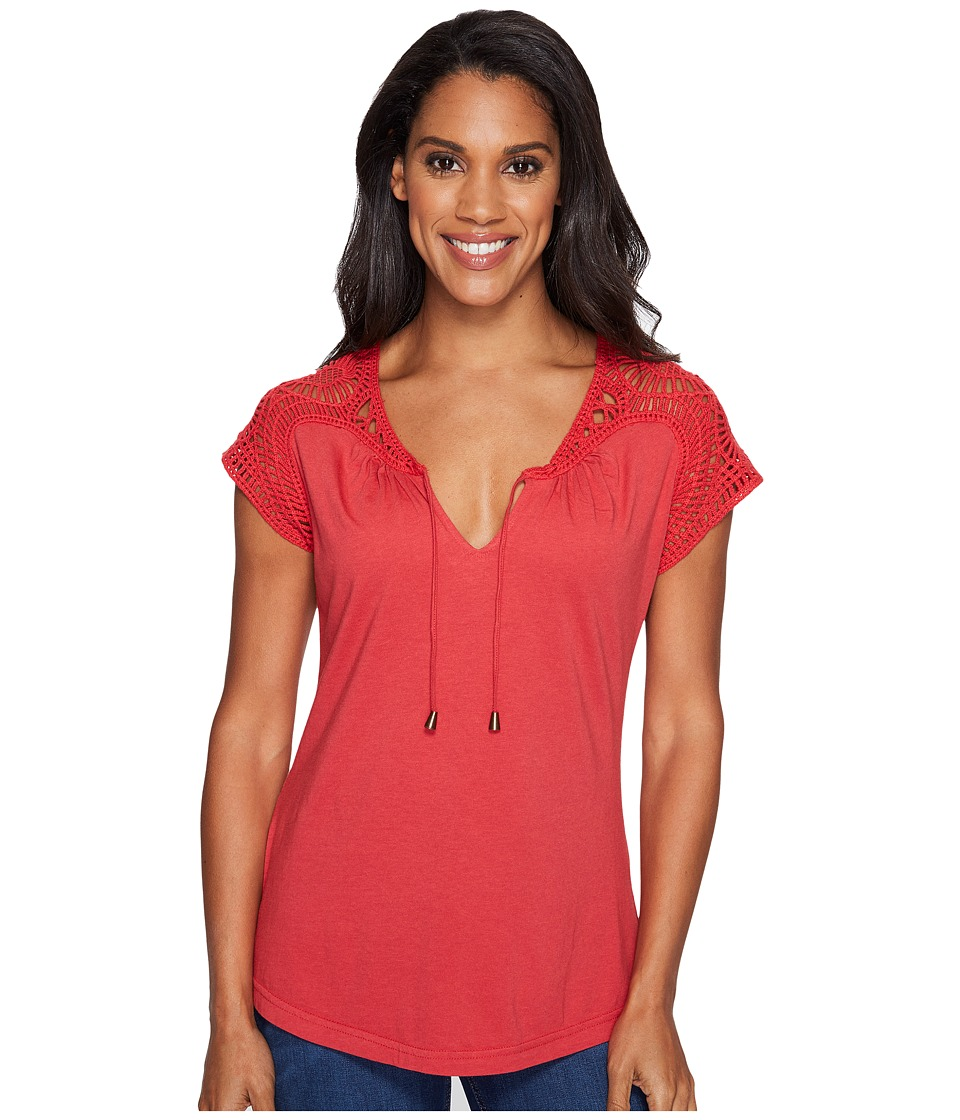 Aventura Clothing - Carlene Short Sleeve