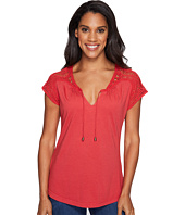 Aventura Clothing - Carlene Short Sleeve