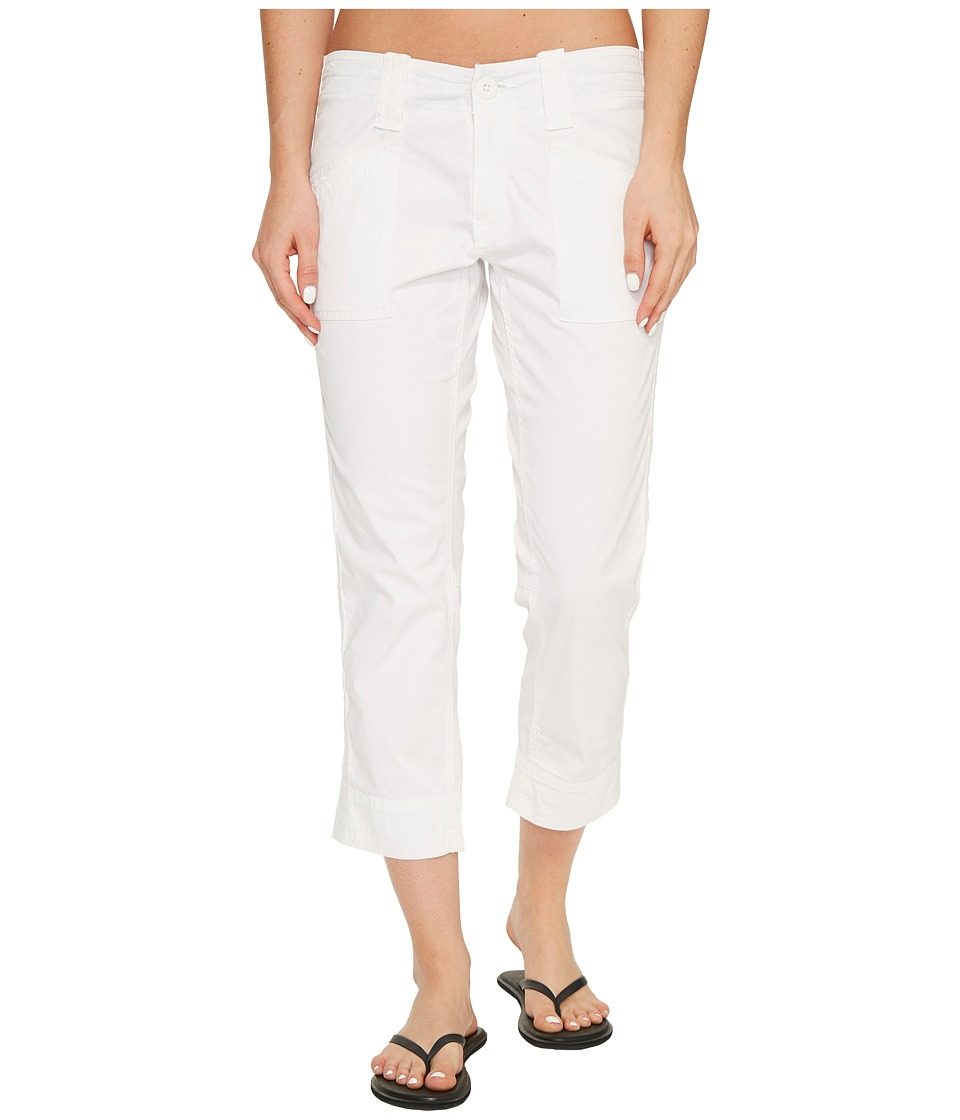 Aventura Clothing - Arden Slimmer (White) Womens Casual Pants