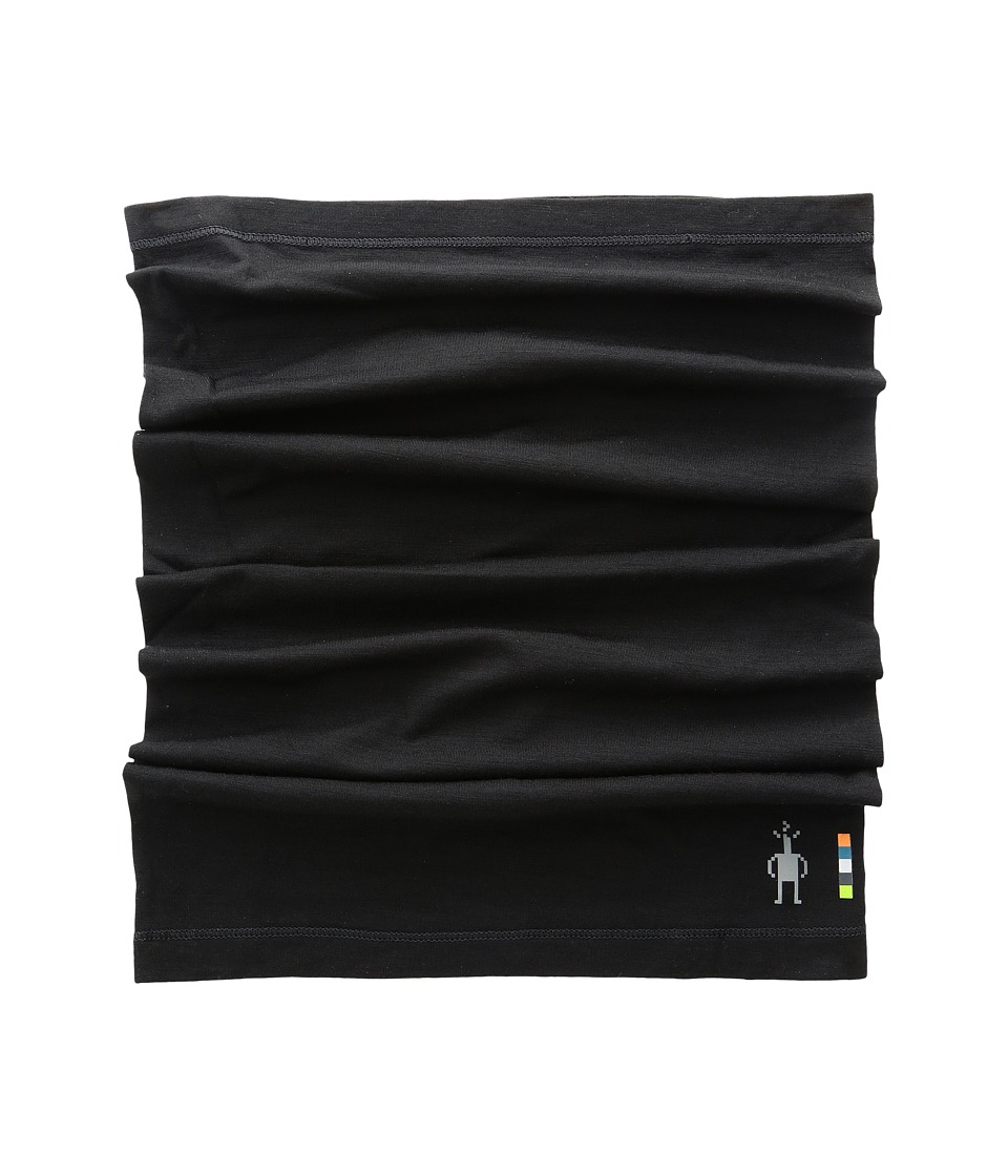 Smartwool Merino 150 Neck Gaiter (Black) Scarves