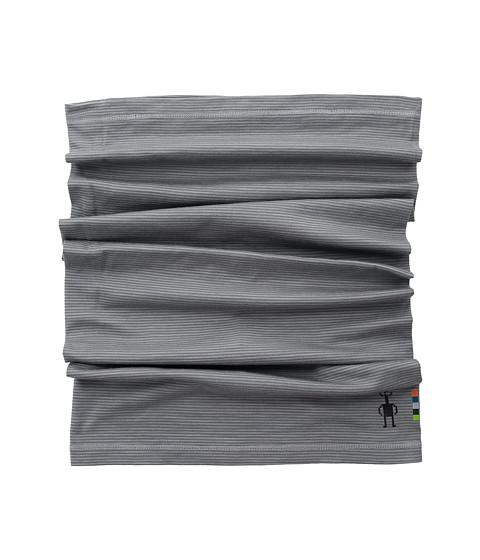 Smartwool Merino 150 Pattern Neck Gaiter - Light Gray