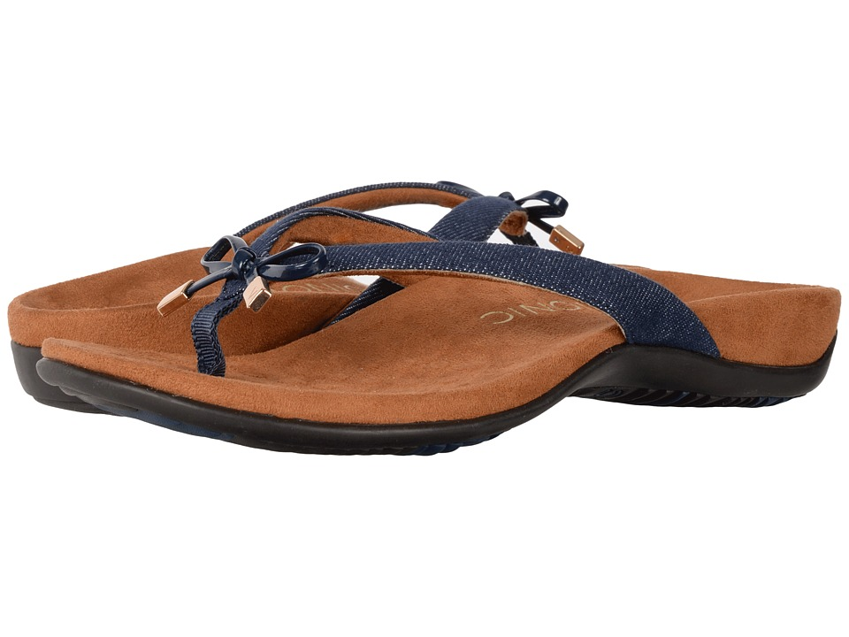 VIONIC Bella II (Denim) Sandals