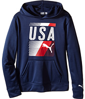 Puma Kids - USA Olympic Hoodie (Big Kids)