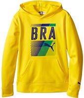 Puma Kids - Brazil Olympic Hoodie (Big Kids)