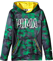 Puma Kids - Camo Print Hoodie (Big Kids)