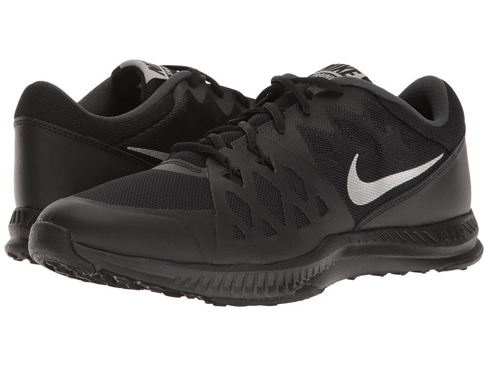 Nike Air Epic Speed TR II (Black/Reflect Silver/Anthracite) Men