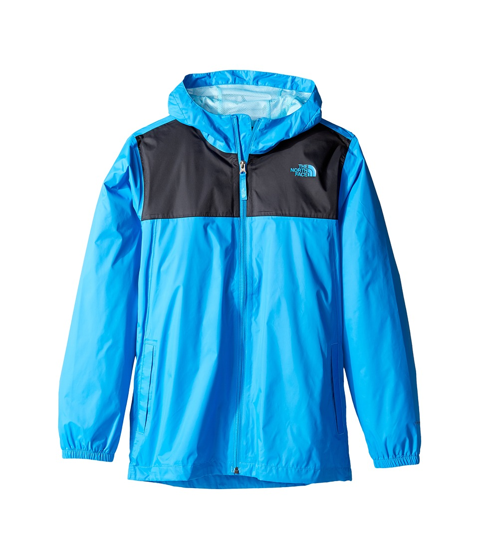 The North Face Kids Zipline Rain Jacket (Little Kids/Big Kids) (Clear Lake Blue) Boy