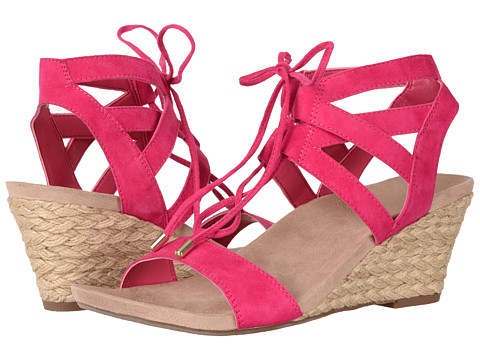 VIONIC Noble Tansy - Pink Suede