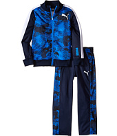 Puma Kids - Camo Printed Track Suit (Little Kids)