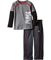 Puma Kids - Two-Piece Printed Pants Set (Toddler)