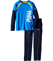 Puma Kids - Two-Piece Printed Pants Set (Little Kids)